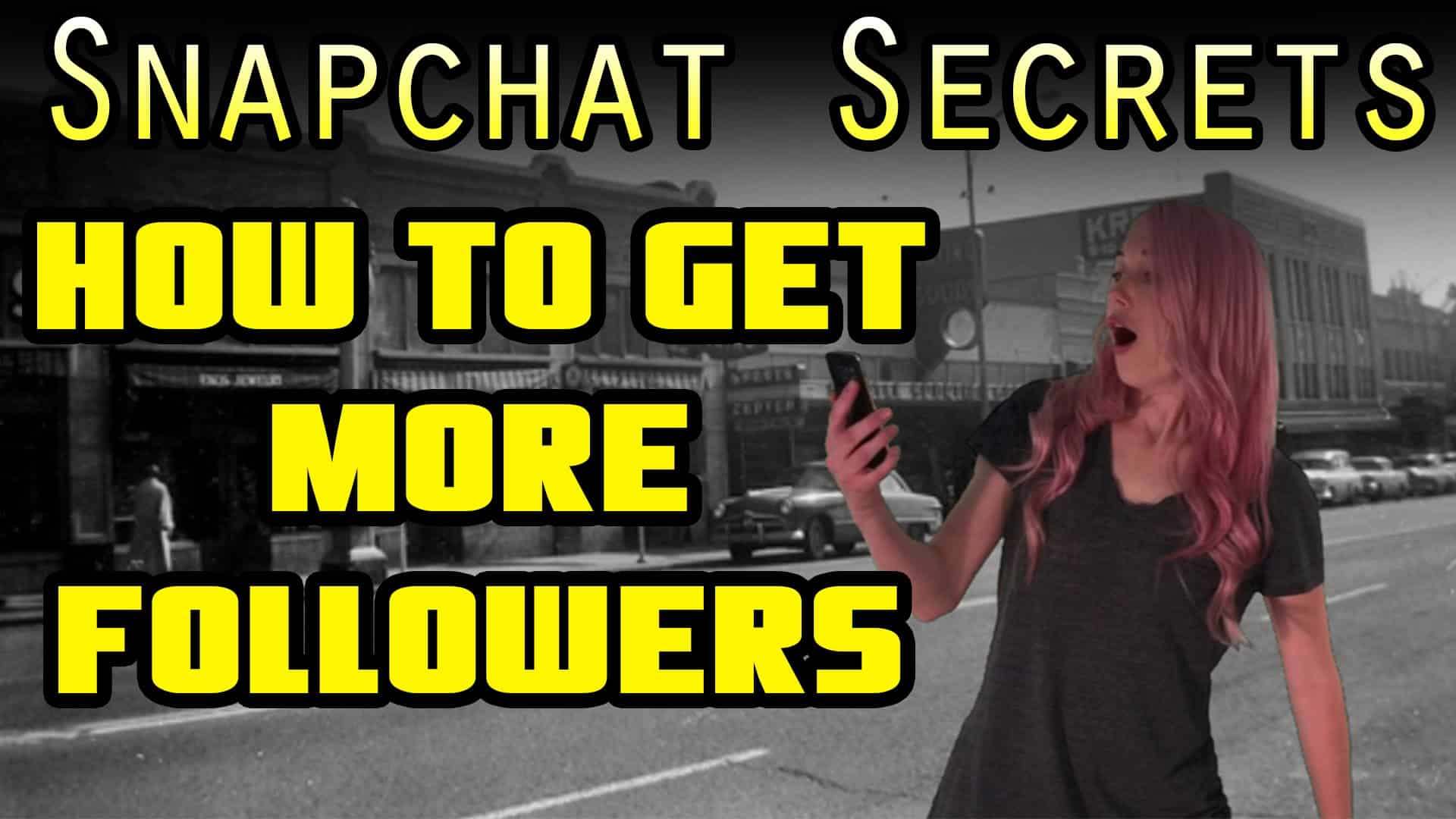 10 EXTRA WAYS to get more snapchat views & followers