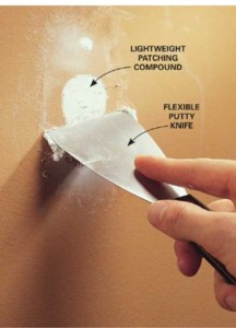 Hole in Wall Repair - How to Fix Them | DIY HOME IMPROVEMENT