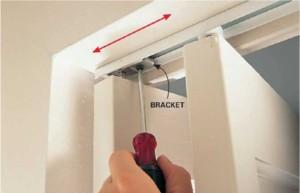 Sliding Door Repairs How To Tune Up Closet Doors Diy