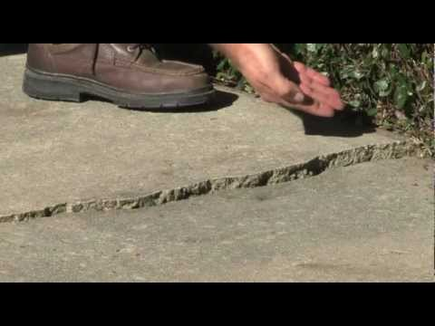 How to Repair Concrete: Options for Repairing Cracks