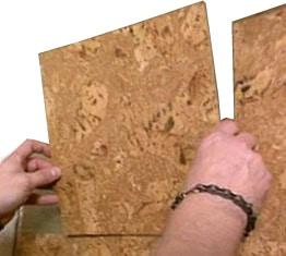 cork-wall-tiles-installation
