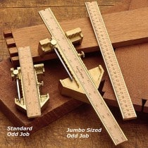 Woodworking Measuring Tools