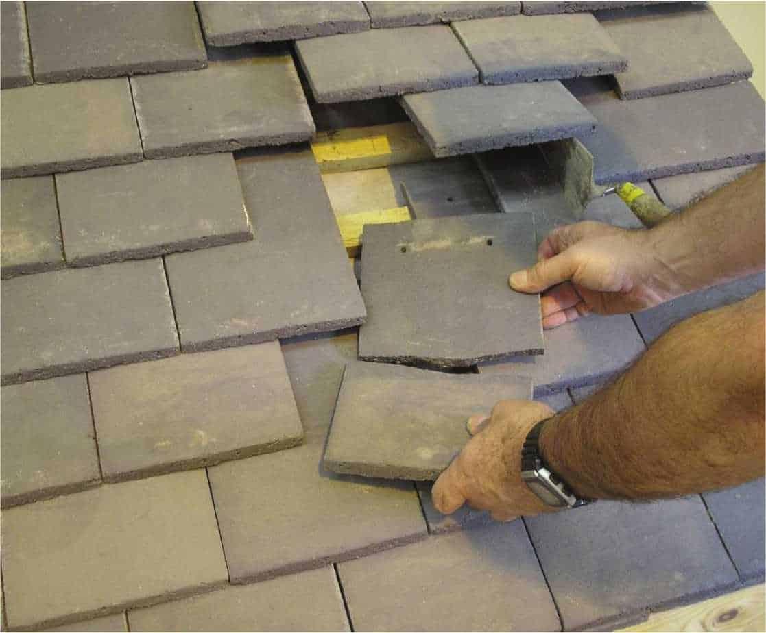 Slate Roof Repair – Repairing Slates