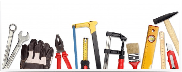 Should you buy or hire equipment and tools when building Tools to build a house